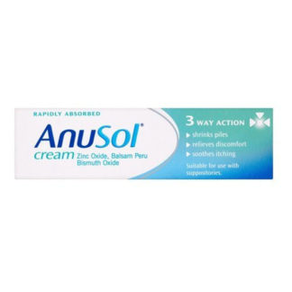 Anusol Haemorrhoids (Piles) Treatment Cream (43g)