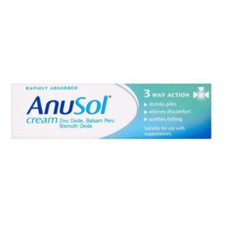 Anusol Haemorrhoids (Piles) Treatment Cream (43g)
